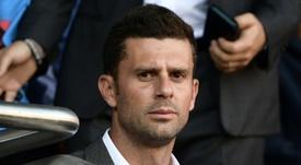Thiago Motta debuta con victoria en el Genoa. AFP