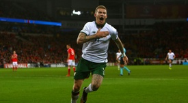 McClean set to be sidelined for six weeks. AFP