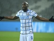 L'Inter Milan en sursis dit encore merci à Lukaku. AFP