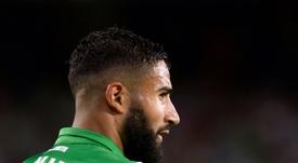 Fekir, suspendu un match en Liga. AFP