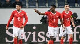 La Suisse a sévèrement corrigé le Panama. Goal