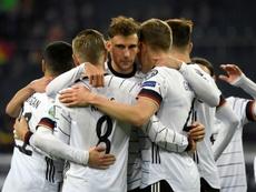 L'Allemagne gagne son ticket pour l'Euro-2020. AFP