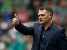 Le consultant Willy Sagnol quitte RMC. AFP