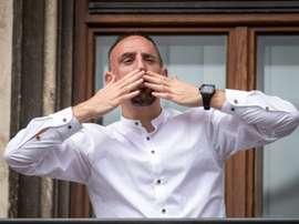 La Fiorentina confirme son intérêt pour Ribéry. AFP