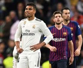 Las Vegas se prépare à accueillir un nouveau Madrid-Barça cet été. AFP