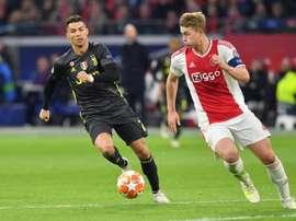 De Ligt s'éloigne de la Juve pour mieux se rapprocher du Barça ? AFP