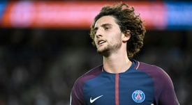 PSG are confident of convincing Rabiot to stay. AFP