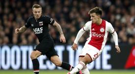 L'Ajax privé du titre de champion aux Pays-Bas. GOAL