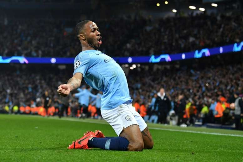 Man City will hear whether their CL appeal has been successful on Monday. AFP