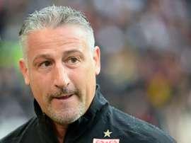 El Arminia Bielefeld será el tercer equipo en la carrera como entrenador de Jürgen Kramny. EFE