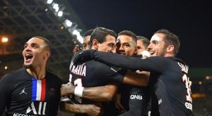Thilo Kehrer veut aller loin en Ligue des champions. AFP