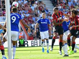 Callum Wilson (c) is wanted by many other PL teams such as Man Utd. AFP