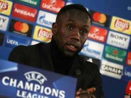Sagna is a free-agent after being released from Man City in June. AFP