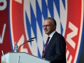Le Bayern se réunira avant Noël pour le poste d'entraîneur. AFP
