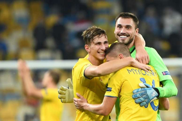 Dynamo Kyiv will have important absences. AFP