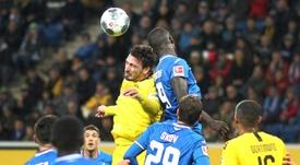 Hummels prévient le Paris Saint-Germain. AFP