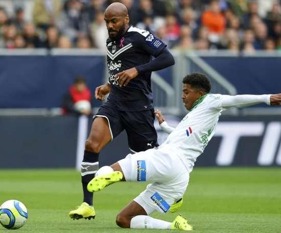 Everton se place aussi pour Fofana. AFP