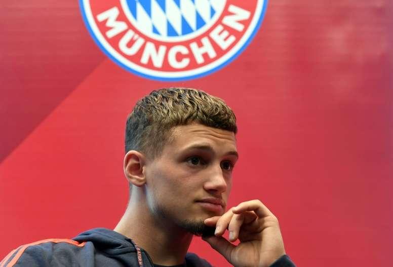 Le Bayern veut conserver Michaël Cuisance, courtisé par Leeds et l'OM. afp