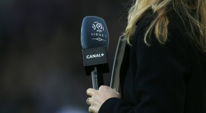 'Canal+' will not pay Ligue 1 clubs until the league gets back underway. AFP