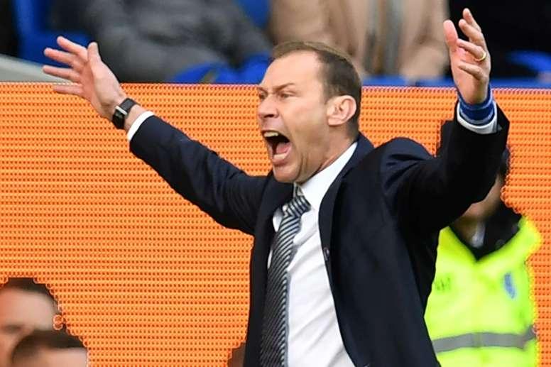 Everton, remanié, continue d'enfoncer Chelsea. AFP