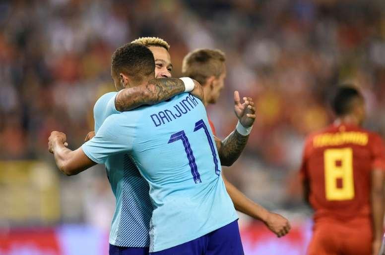 Gioca nel Bruges. AFP