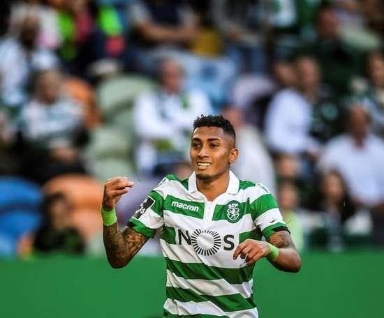 Sporting confirma preço da venda de Raphinha. AFP
