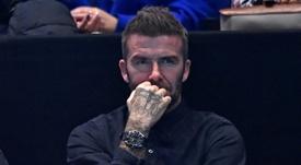 Beckham quer juntar os dois craques no mesmo projeto. AFP