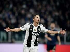 Cristiano Ronaldo 7 novembre 2018. AFP