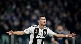 Fernando Santos veut voir le Ballon d'Or être attributé à Cristiano. AFP
