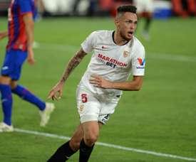 Espagne: le Séville FC domine Eibar et conforte son objectif de C1