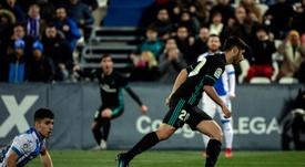 Marco Asensio a offert la victoire au Real Madrid