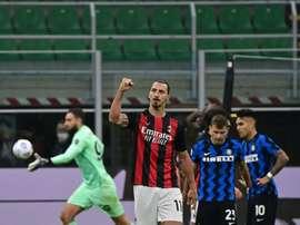 Aspettando Inter-Milan. AFP