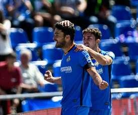 Jorge Molina a admis que la Liga était difficile. AFP