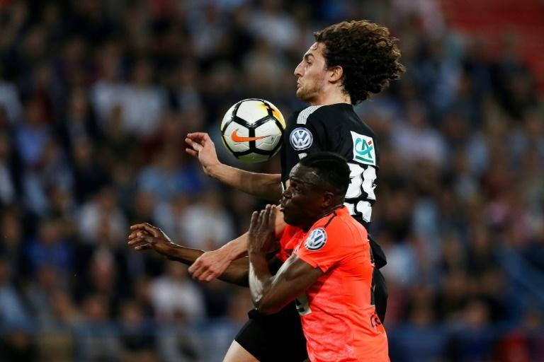 Emery a dévoilé son groupe pour le déplacement à Bordeaux — PSG