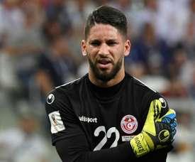 Hassen mis à l'essai par le Cercle Bruges. AFP