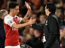 Dieci giocatori in uscita nell'Arsenal. AFP