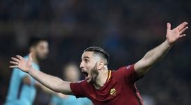 Manolas pourrait quitter la Roma. AFP