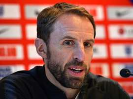 Southgate will be England manager until 2022. AFP