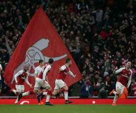 El Arsenal quiere 'blindar' a sus canteranos más prometedores. AFP/Archivo