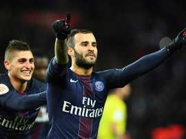 Jesé is still a PSG player for now. AFP