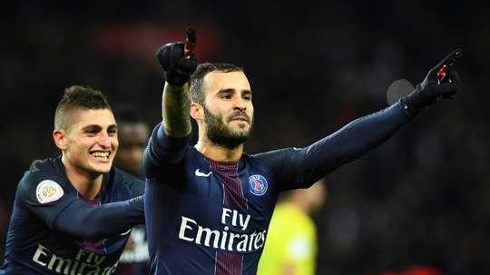 Jesé is still a PSG player for now. AFP