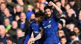 El Chelsea sería el mejor posicionad para llevarse al canterano azulgrana. AFP