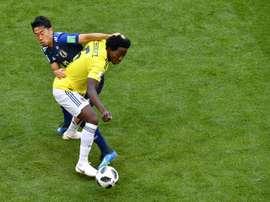 Sanchez did not last long. AFP