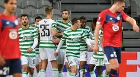 El Celtic busca juventud para su carril izquierdo. AFP
