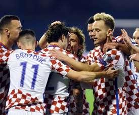 Croácia dá passo importante para estar no Mundial.