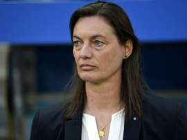 Les compos probables du match de Coupe du monde féminine entre la France et le Brésil. AFP