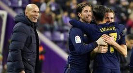 José Mourinho veut un joueur de Zidane. AFP