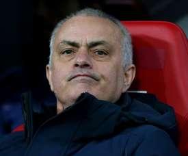 Mourinho veut s'offrir un joueur sans dépenser un centime . AFP