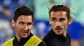 El Barça se enfrenta al Dinamo de Kiev en la Champions. AFP