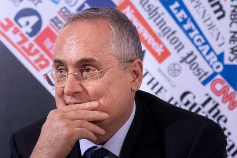 Lapo Elkann contro Lotito: 'Ha una laurea in virologia o statistica?'. AFP